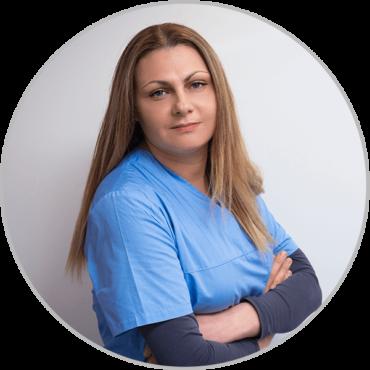 д-р Десислава Дочева - Ветеринарен лекар във ветеринарна клиника Елпида