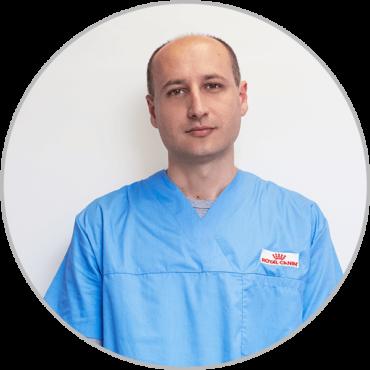 д-р Сергей Ангелов - ветеринарен лекар във ветеринарна клиника Елпида