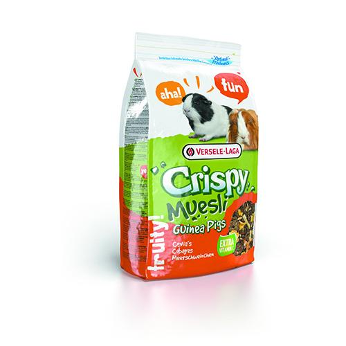 Crispy Muesli - Guinea Pigs 2.75KG