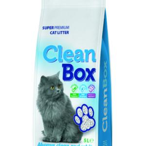 Clean Box -котешка тоалетна 5л