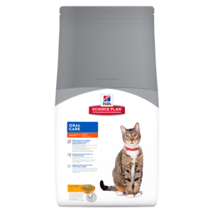 Hill`s Oral Care Cat - пиле 1.5кг