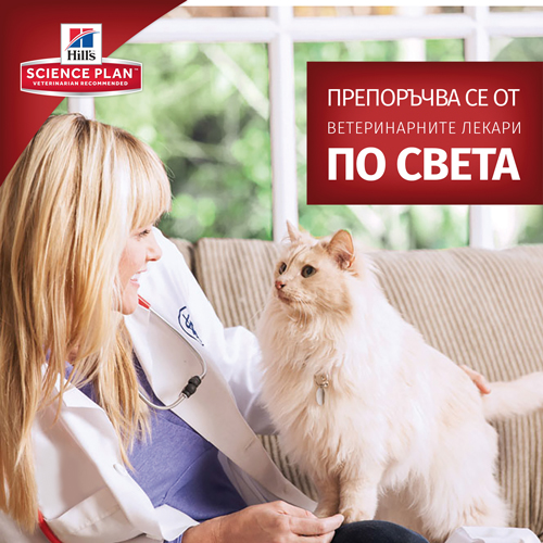 Hill`s Indoor Cat - пиле 1.5кг