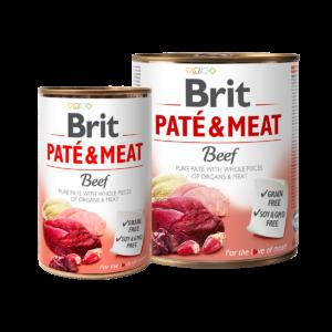 Brit Pate&Meat Beef