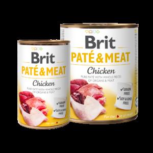 Brit Pate&Meat Chicken