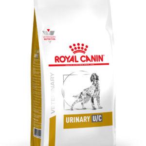 Royal Canin Urinary U/C - лечебна храна за кучета с уратна литиаза