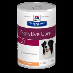Prescription Diet ™ i/d ™ Canine - при повръщане, диария и за възстановяване след операция. Консерва от 360г